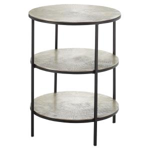 "Cane - 26.25"" Accent Table"