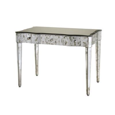 "Currey and Company 4004 Gilda - 41"" Vanity Table"