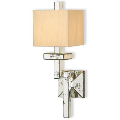 Currey and Company 5039 Eclipse - One Light Wall Sconce