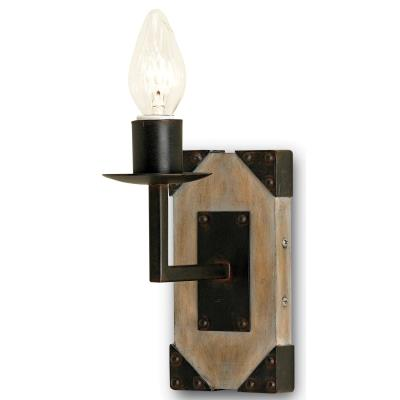Currey and Company 5061 Eufaula - One Light Wall Sconce