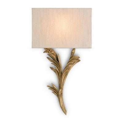 Currey and Company 5096 Bel Esprit - One Light Left Wall Sconce
