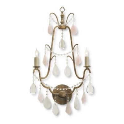 Currey and Company 5115 Fairytale - Two Light Wall Sconce