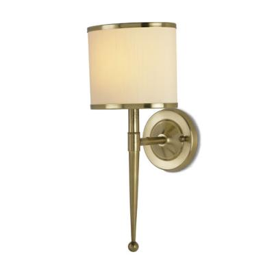 Currey and Company 5121 Primo - One Light Wall Sconce