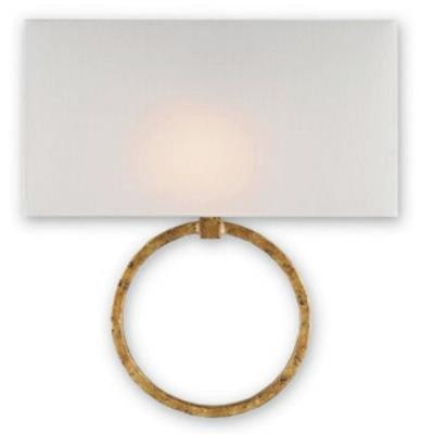 Currey and Company 5902 Porthole - One Light Wall Sconce