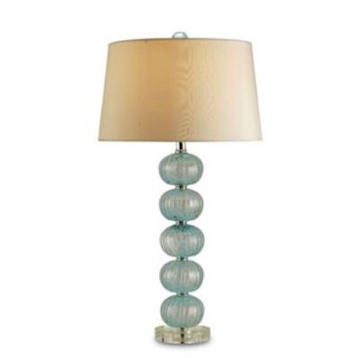 Currey and Company 6071 Asturias - One Light Table Lamp