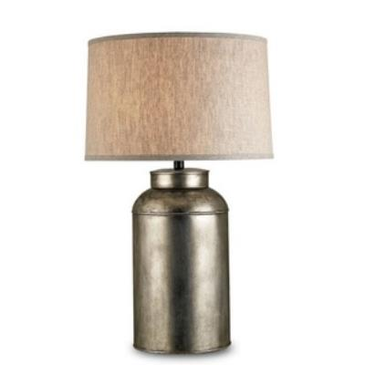 Currey and Company 6088 Pioneer - One Light Table Lamp