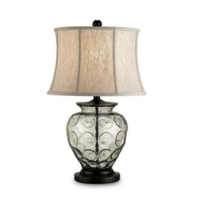 Currey and Company 6166 Vetro - One Light Table Lamp