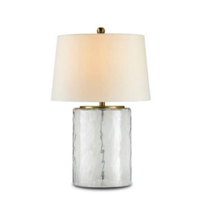 Currey and Company 6197 Oscar - One Light Table Lamp