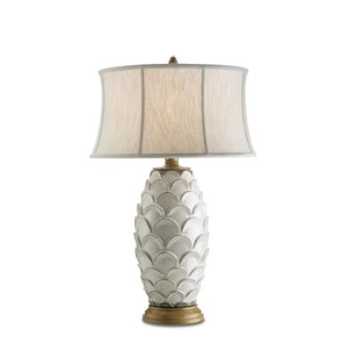 Currey and Company 6261 Demitasse - One Light Table Lamp