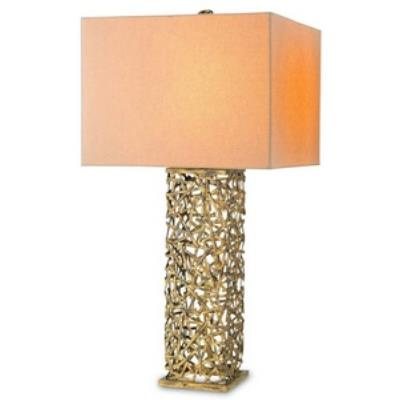 Currey and Company 6272 Confetti - One Light Table Lamp