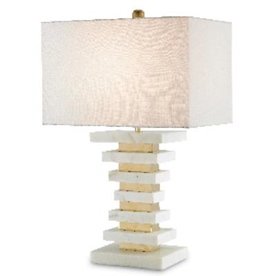 "Currey and Company 6376 The Lillian August - 29"" Octave Table Lamp"