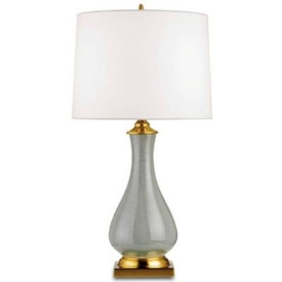 Currey and Company 6419 Lynton - One Light Table Lamp