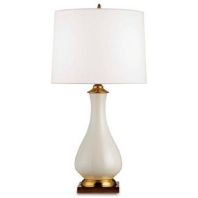 Currey and Company 6425 Lynton - One Light Table Lamp