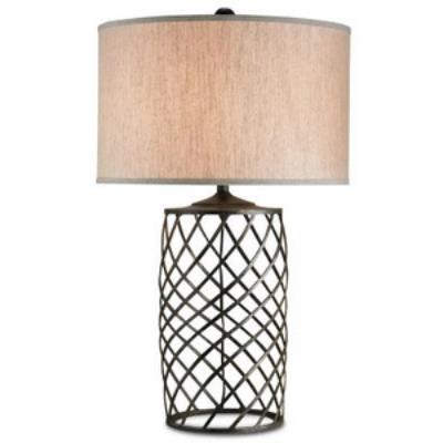 Currey and Company 6551 Dashiell - One Light Table Lamp