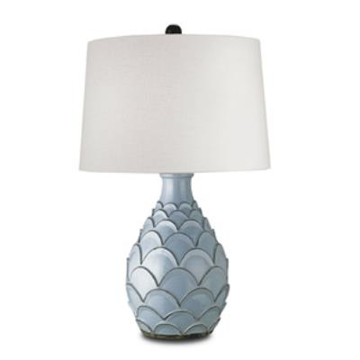 Currey and Company 6658 Roehampton - One Light Table Lamp