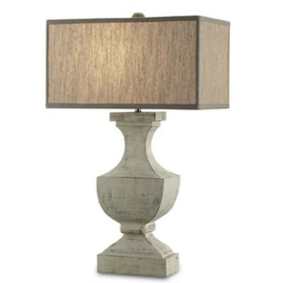 Currey and Company 6767 Greta - One Light Table Lamp
