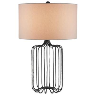 Currey and Company 6786 Furlong - One Light Table Lamp