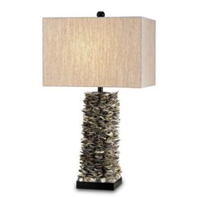 Currey and Company 6862 Villamare - One Light Table Lamp