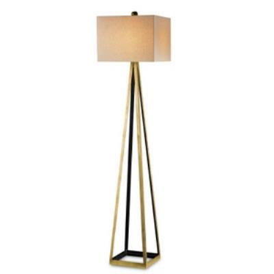 Currey and Company 8049 Bel Mondo - One Light Floor Lamp