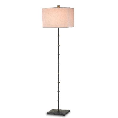 "Currey and Company 8055 Manfred - 70"" Floor Lamp"