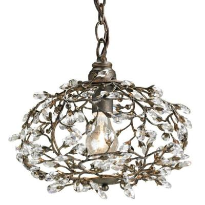 Currey and Company 9003 Dream - One Light Pendant
