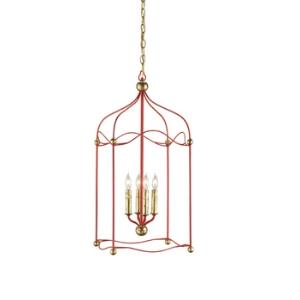 Carousel - Four Light Ceiling Fixture