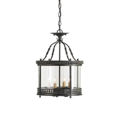Currey and Company 9045 Grayson - Four Light Ceiling Fixture