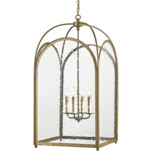 Loggia - Four Light Large Hanging Lantern