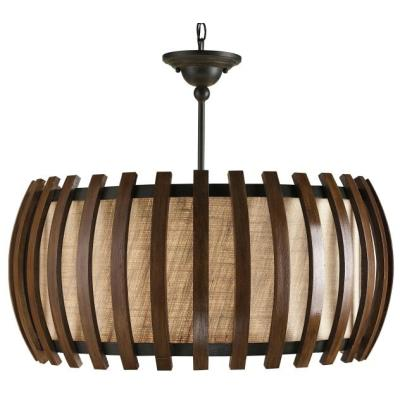 Currey and Company 9096 Dado - One Light Pendant