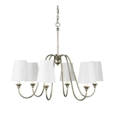 Currey and Company 9110 Orion - Six Light Chandelier