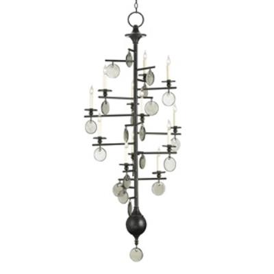 Currey and Company 9125 Sethos - Twelve Light Large Chandelier