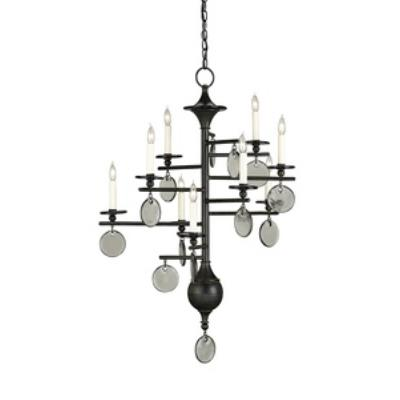Currey and Company 9126 Sethos - Nine Light Chandelier