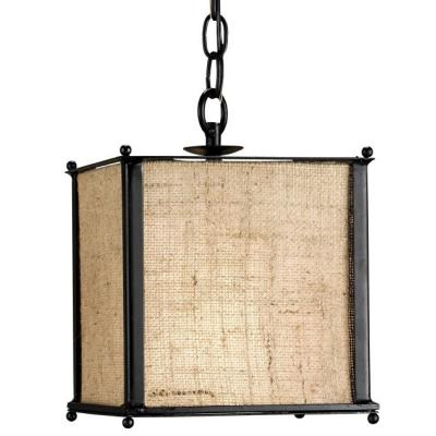 Currey and Company 9153 Wiggins - One Light Petit Pendant