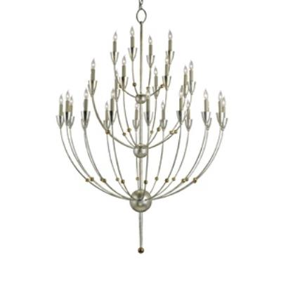 Currey and Company 9159 Paradox - Twenty-Eight Light Large Chandelier