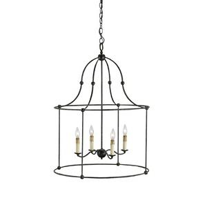 Fitzjames - Four Light Hanging Lantern