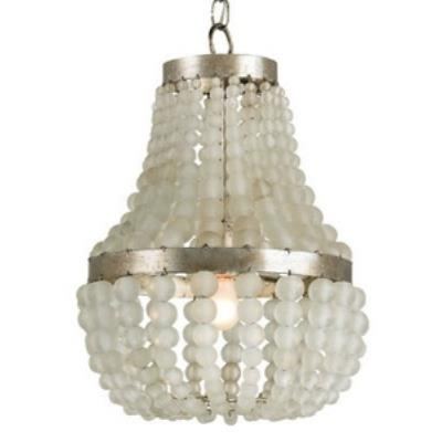 Currey and Company 9203 Chanteuse Petit - One Light Chandelier