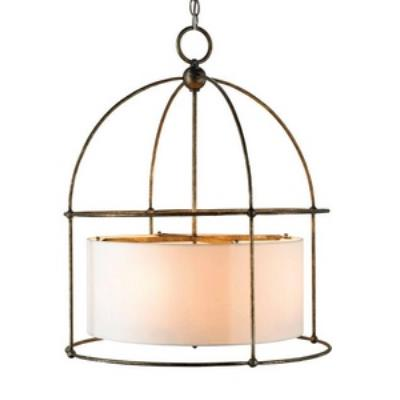 Currey and Company 9885 Benson - Four Light Lantern