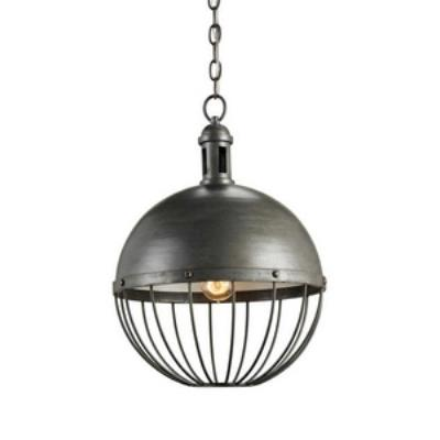 Currey and Company 9886 Verne - One Light Pendant