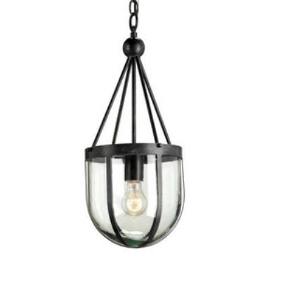 Currey and Company 9910 Clifton - One Light Pendant