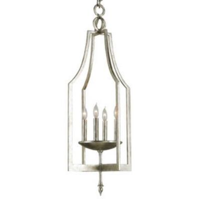 Currey and Company 9916 Musicbox - Four Light Hanging Lantern