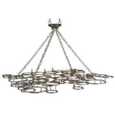 Currey and Company 9988 Catalyst - Twenty-Four Light Chandelier