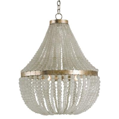 Currey and Company 9202 Chanteuse - Three Light Chandelier