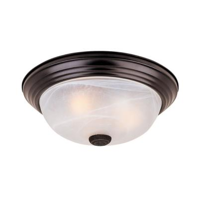 Designers Fountain 1257L Three Light Flush Mount