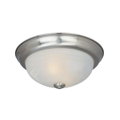 Designers Fountain 1257M Two Light Flush Mount