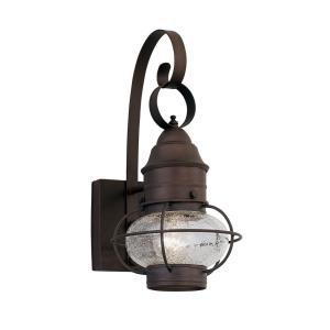 Nantucket - One Light Outdoor Onion Wall Lantern