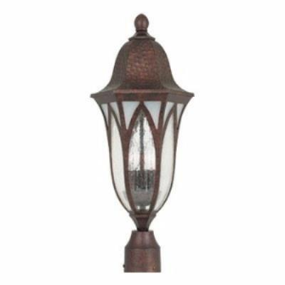 Designers Fountain 20626 Berkshire - Three Light Outdoor Post Lantern