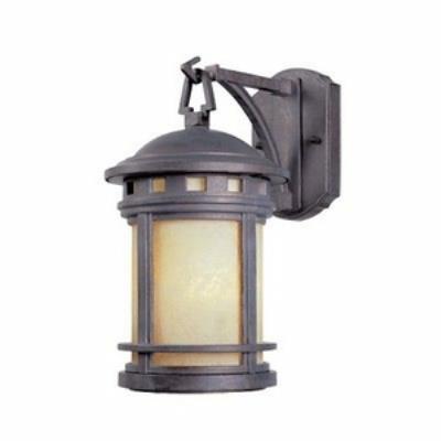 Designers Fountain 2370 Sedona - One Light Outdoor Wall Lantern