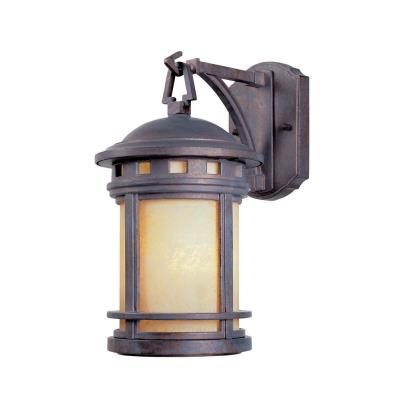 Designers Fountain 2370 Sedona - One Light Outdoor Wall Lantern