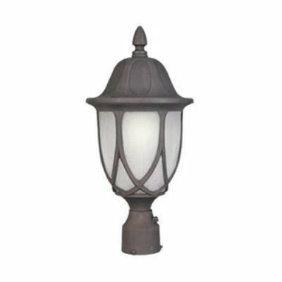 Designers Fountain 2866 1 Light Outdoor Post Lantern