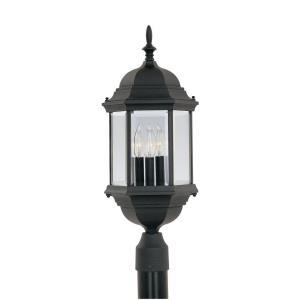 Devonshire - Three Light Outdoor Post Lantern